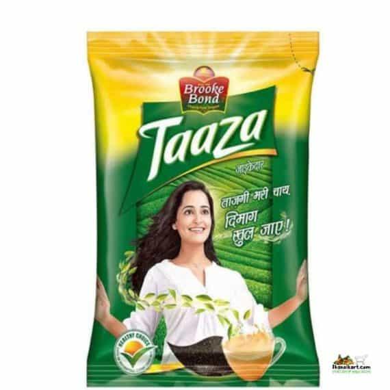 Brooke Bond Taaza Tea Pouch Brooke Bond Taaza Tea Pouch