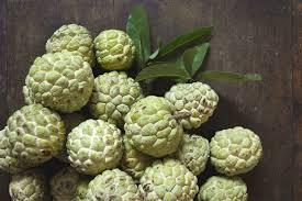 Custard apple [कस्टर्ड एप्पल] – शरीफा, सीताफल [Shareefa, Sitaphal
