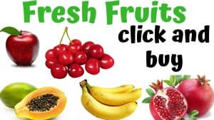 online fresh fruits in jhansi