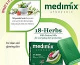 Medimix Ayurvedic Soap Bar 18 Herbs Everyday Skin Protection