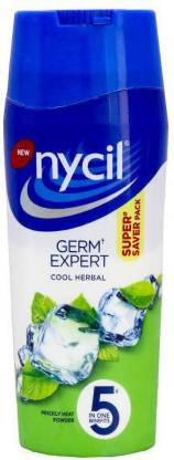 NYCIL COOL HERBAL POWDER (150 g)