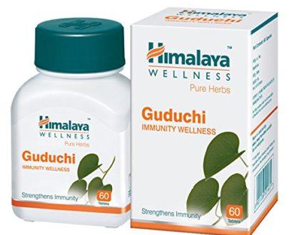 himalaya giloy Himalaya Wellness Pure Herbs Guduchi Immunity Wellness - 60 Tablet giloy