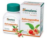 Himalaya Ashwagandha Pure Herbs General Wellness Tablets - 60 Count Himalaya Ashvagandha