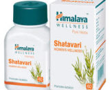Himalaya Wellness Pure Herbs Shatavari Women's Wellness - 60 Tablets