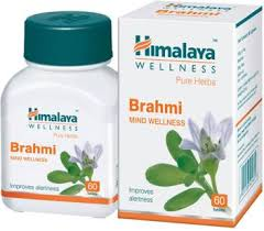 Himalaya Herbals Brahmi - 60 Tablets