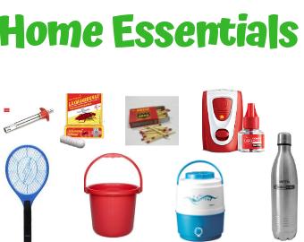 home essentials